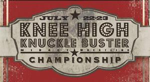 Knee High Knuckle Buster Midget Wrestling Championship