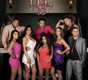 'Jersey Shore' cast