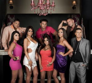 'Jersey Shore' cast