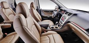 Looking Polished in the 2013 GMC Acadia Denali