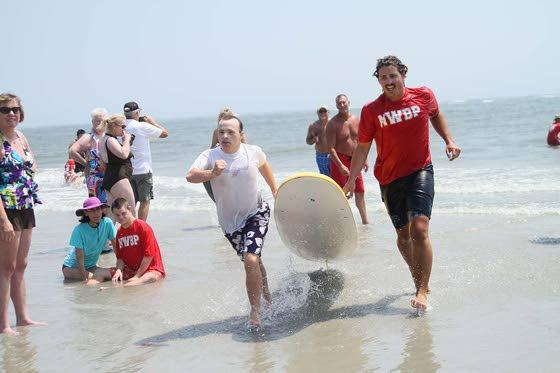 North Wildwood lifeguards have best day of summer at Beach Day with 21 Down