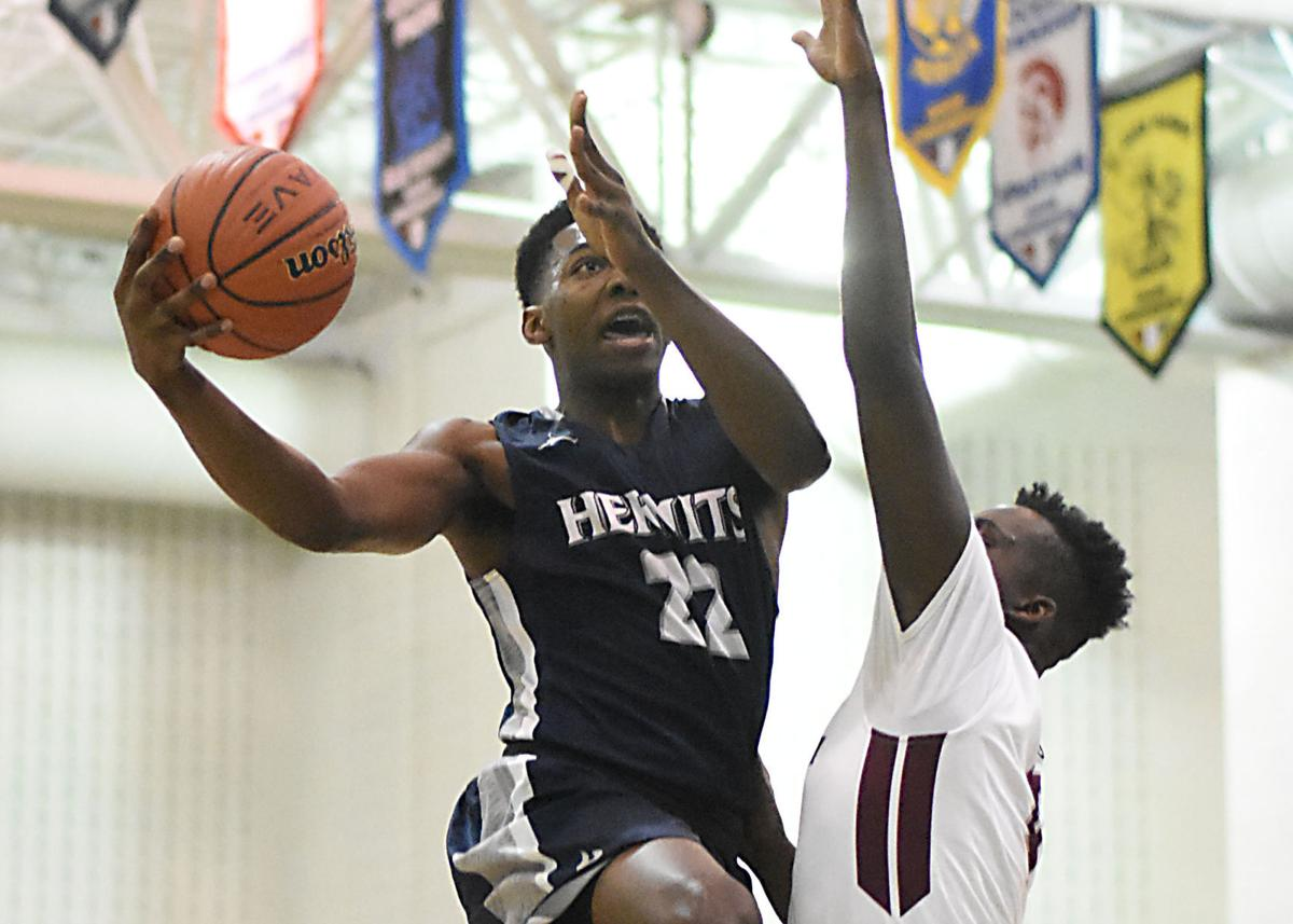 Player of the Year: Justyn Mutts, St. Augustine Prep