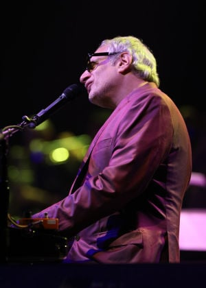 Steely Dan Performing To A Sold Out Crowd In  Ovation Hall At Revel  : ATLANTIC CITY, NJ: Steely Dan performing to a sold out crowd in Ovation Hall at Revel Casino Resort on Friday July 19, 2013 in Atlantic City, NJ Photo: Tom Briglia/ACP - Photo by Tom Briglia/PhotoGraphics