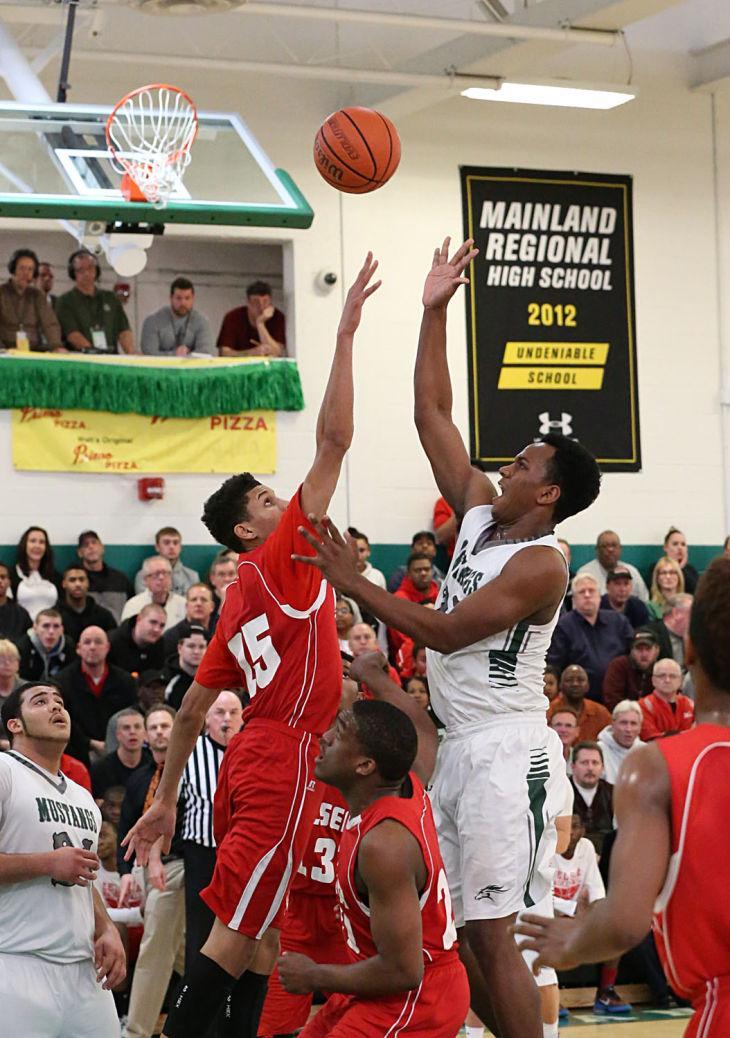 mainland boys basketball