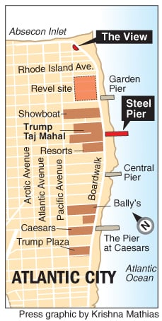 Steel Pier sale