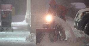 snow/ sat. night
