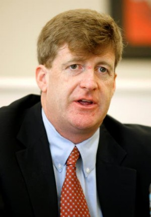 Patrick Kennedy memoir