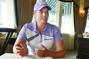 Lincicome gladly revisits LPGAClassic victory