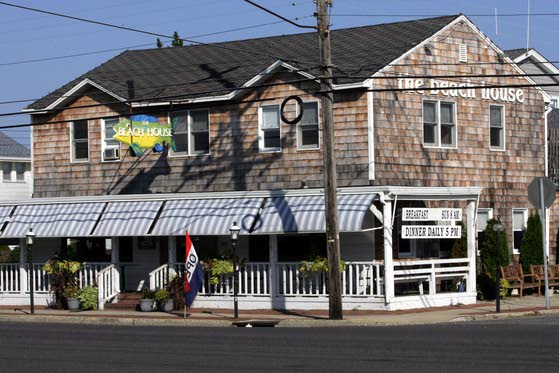 Beach House Restaurant on LBI serves seafood with flair