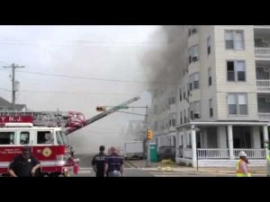 Bellevue Fire