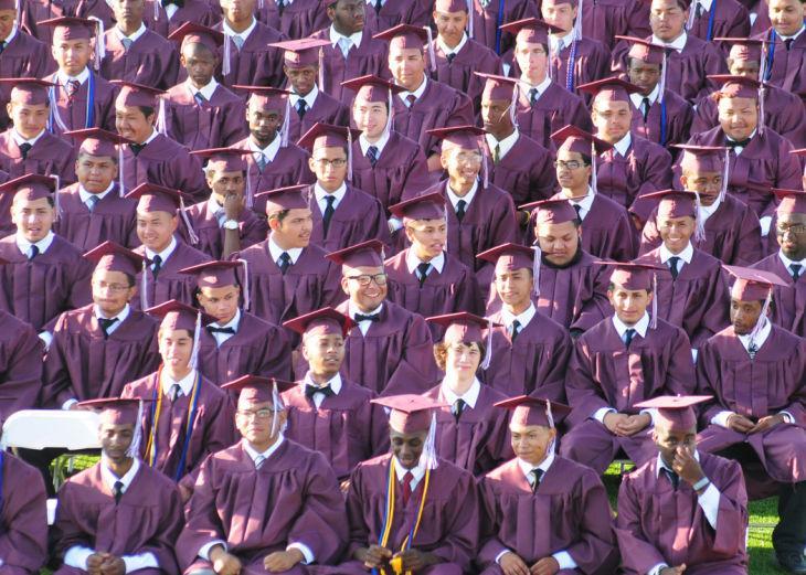 Bridgeton Graduation