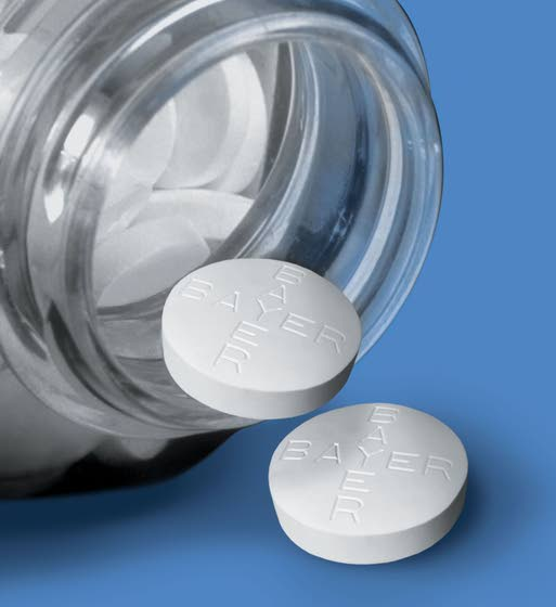 Health briefs: Clue to aspirin's anti-cancer powers;