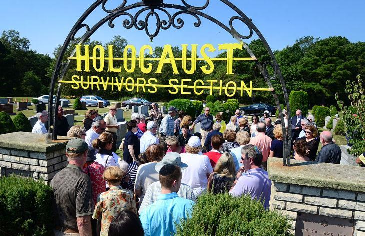 HOLOCAUST SURVIVOR SERVICE