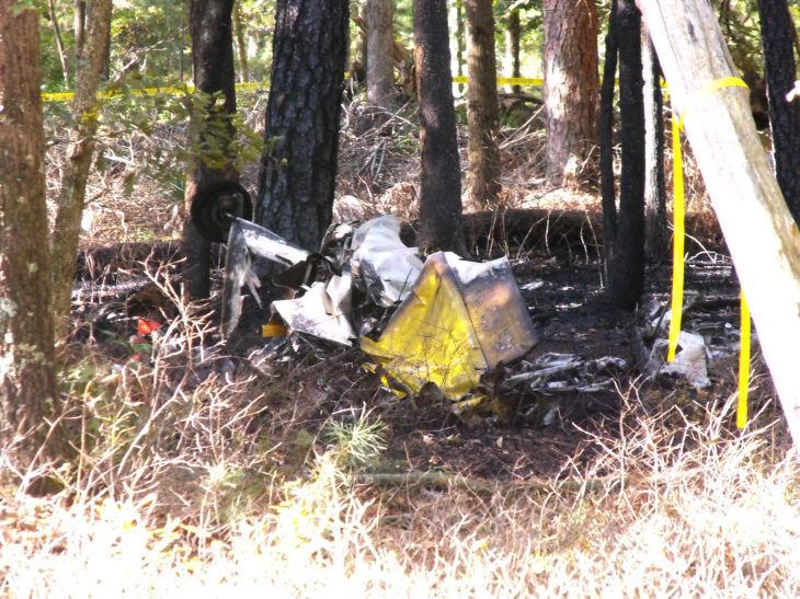 Hamilton Township plane crash