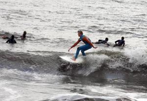 Surfing after schoolCompetition has teens riding the waves  for fun  (and the glory of their high schools)