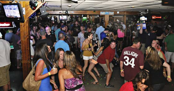 Echo's fun events and specials keep it packed in North Wildwood