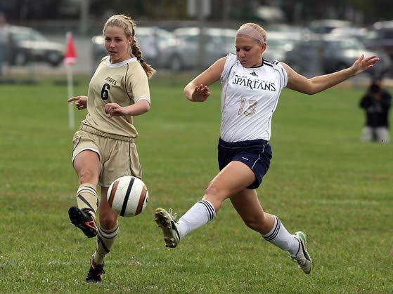 Girls soccer roundup: Logan Kesel's goal gives Holy Spirit a win over Absegami