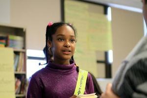 Wildwood after-school program turns middle-school kids into writers, actors