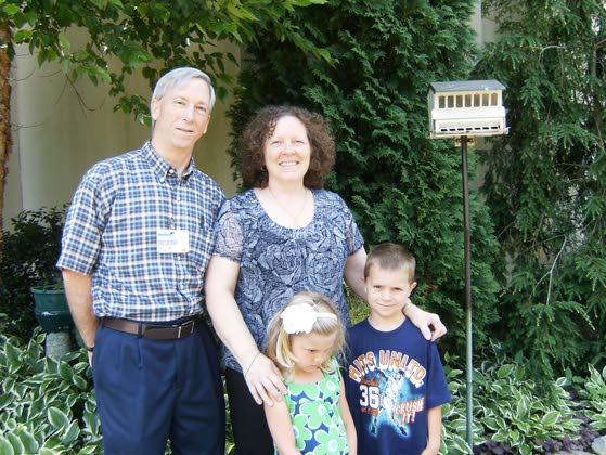 Everyone Has a Story: Galloway Township couple giving back to Bacharach, which helped husband recover from stroke