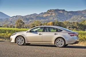 All-New 2013 Avalon -- A Bridge to Lexus