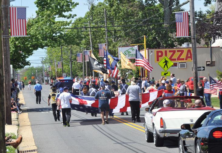 Memorial Day Parade S. Point
