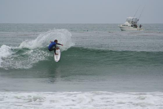 Ocean City High School surfing team travels to California for NSSA nationals