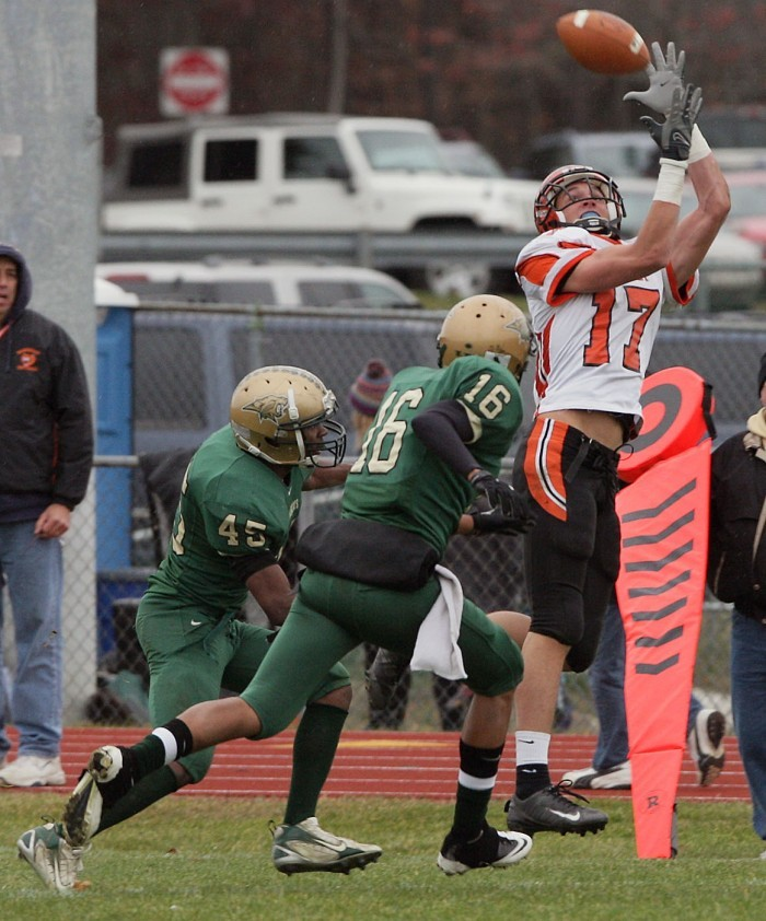 Mike DeTroia Barnegat football