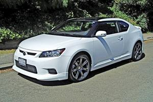 Scion tC: Cool Coupe Looks, Affordable, Efficient