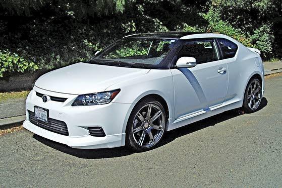 Scion tC: Cool Coupe Looks, Affordable, Efficient