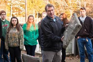 Aquaculture, culinary arts students feed each other's projects at Cape May Tech