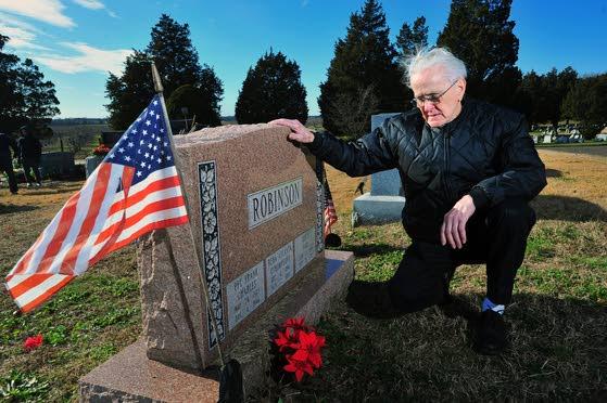 Brother's war death inspires man's quest
