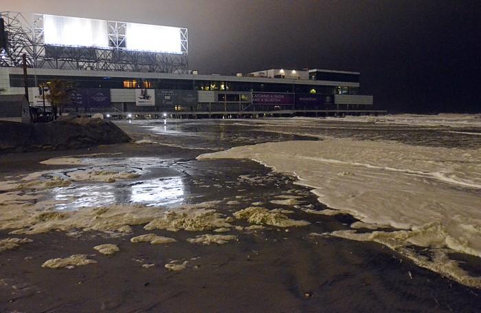 Hurricane Sandy Atlantic City