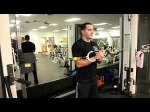 Your Workout: Powell press