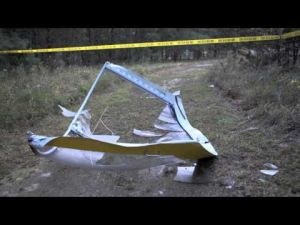 Plane Crash in Hamilton Township