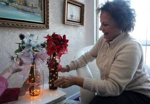Raising funds and holiday cheerGroup's efforts help those battling MS, Alzheimer's and Parkinson's