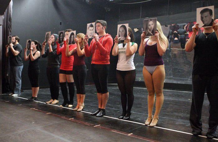 ats chorus line