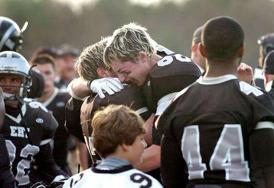 Egg Harbor Township players' closeness has them nearing South Jersey Group IV title