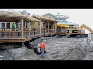 Construction of Margaritaville Atlantic City