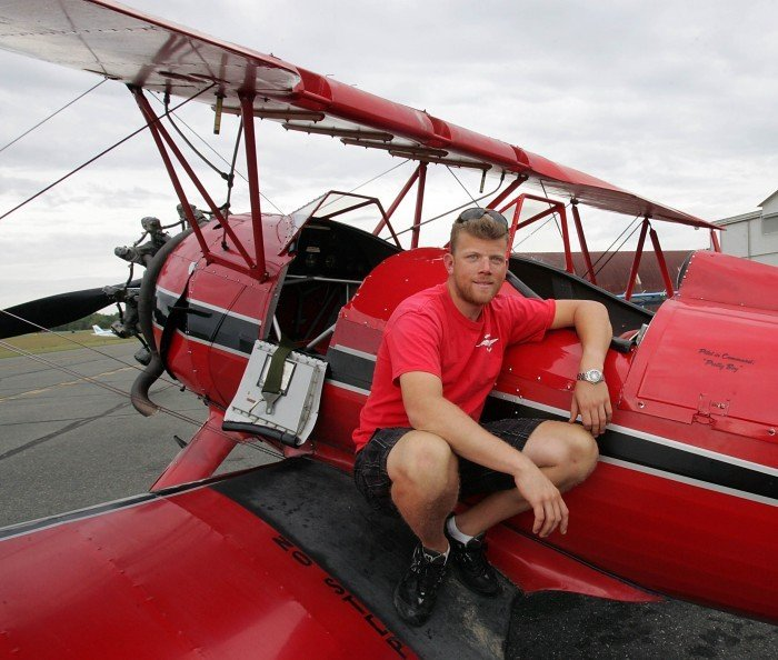 The Red Baron flies again in the skies of South Jersey ... | 700 x 594 jpeg 103kB