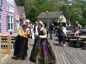 Music, chocolate and even Renaissance poetry all on tap At The Shore Today