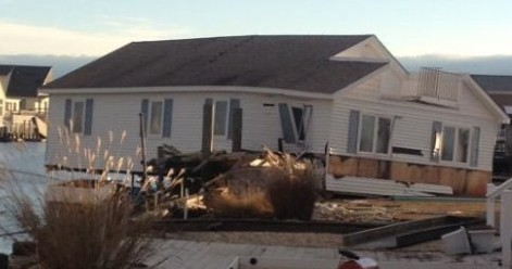 TUCKERTON BEACH SANDY