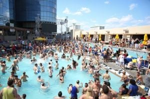 Five Things You Need To Know About HQ Beach Club: HQ Beach Club brings a new party experience to Atlantic City, where the party goes all day long and the best spot to be is in the pool or on the dance floor.