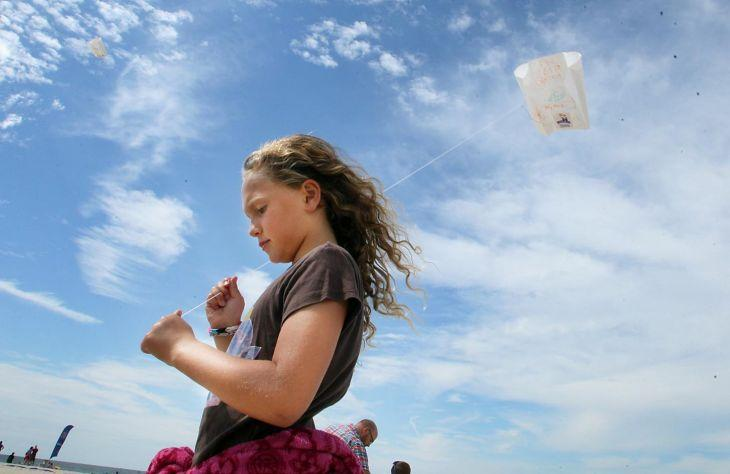 Stronger than the Storm brings Kites and Castles to Cape May City