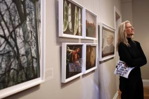 Annie Leibovitz revivalPhotographer finds muse in art show at Smithsonian