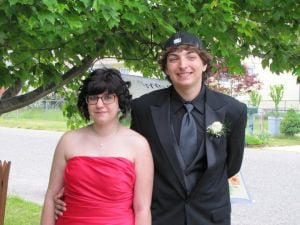 Hankins: Aimee and Michael ready for prom
