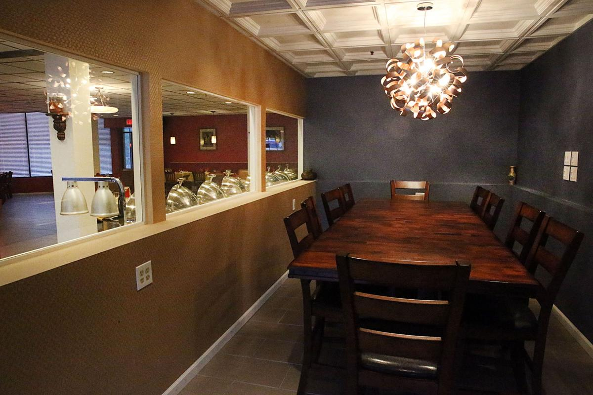 Nizam 39 s ii galloway photo galleries for Best private dining rooms nj
