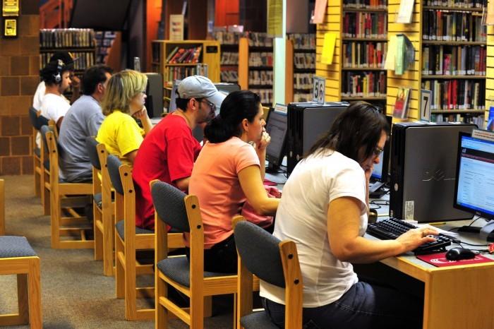 Vineland public library