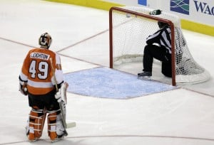 Flyers Michael Leighton