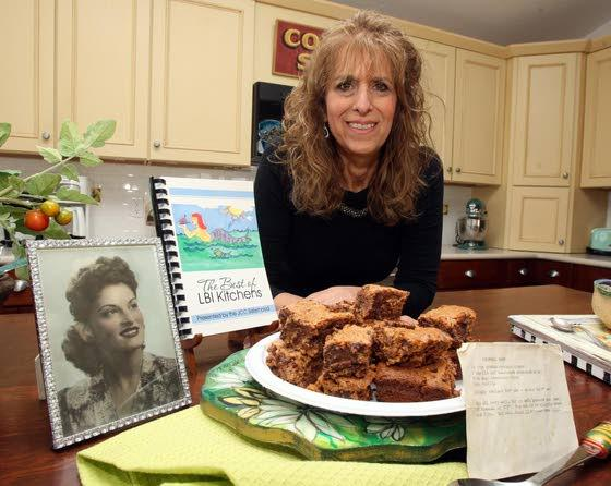 Legacy recipes: People can't seem to get enough of Ship Bottom woman's favorite dessert