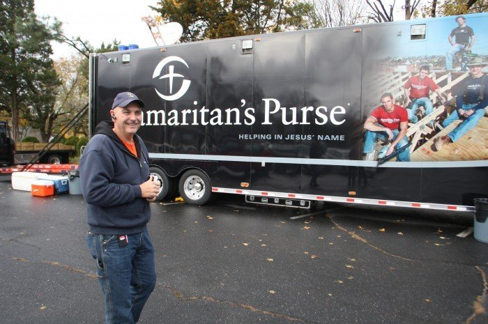 samaritan's purse